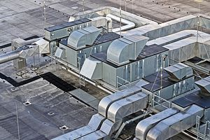 Ventilation channels