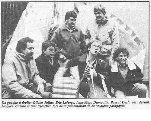 1990-12-16 A revolutionary paraglider is born