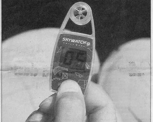 1991-09-23 To measure Eole