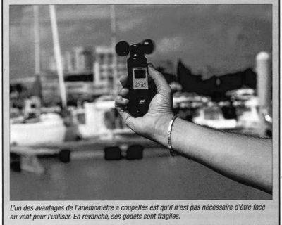 2002 Handheld anemometer