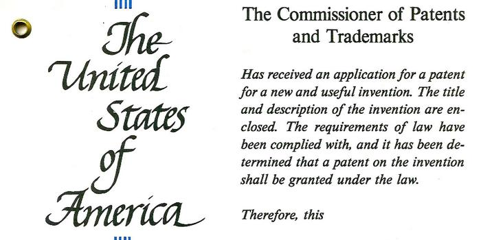 Patents and Trademarks - United States of America